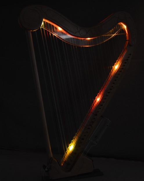 Arpa Paraguaya 32 String