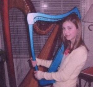 Blue harp home